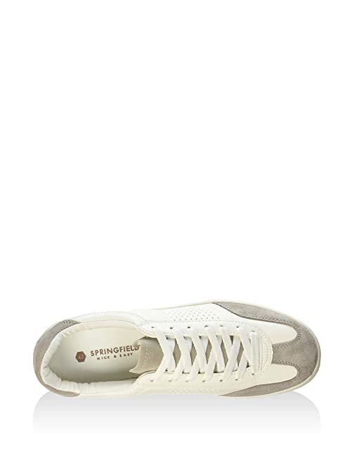 Sneakers Sacs EuChaussures Basses Homme Springfield 45 Et 8OPXZNwkn0