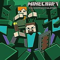 Minecraft Official 2019 Calendar - Square Wall Calendar Format