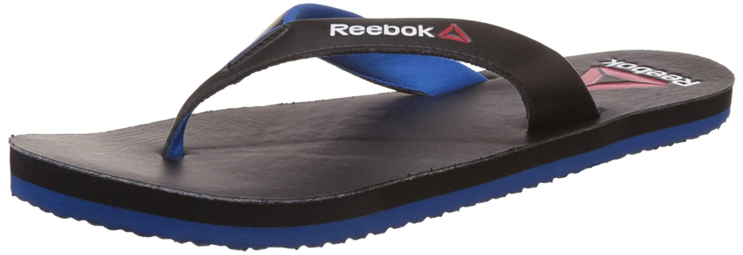 6f2f4d479592 Reebok Men s Advent Flip-Flops and House Slippers  Buy Online at Low Prices  in India - Amazon.in