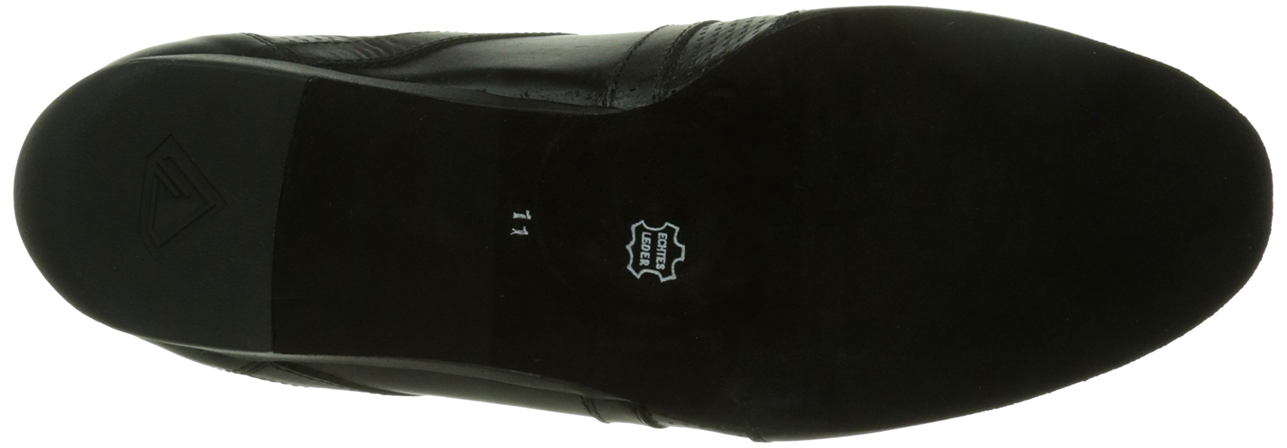 Diamant Men's Model 13 Dance Sneaker- 1'' (2.5 cm) Wedge Heel (Wide - H Width), 13.5 W US (13 UK) by Diamant (Image #3)