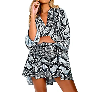 e28aa63c51632 Robe Ample Femme Chic
