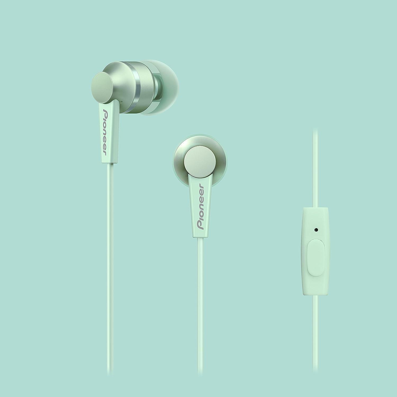 Pioneer Se C3t In Ear Kopfhörer Mint Green Elektronik