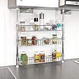 Küchenstange bremermann küchen teleskopregal küchenregal küchenstange 6413