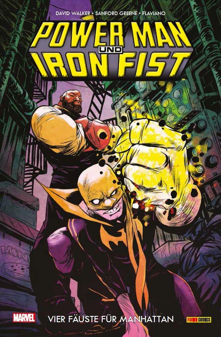 Power Man und Iron Fist: Bd. 1: Vier Fäuste für Manhattan