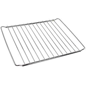 universal chrome plated adjustable extendable oven cooker shelf rack rh amazon co uk how to fix adjustable oven shelves how to fit adjustable oven shelves