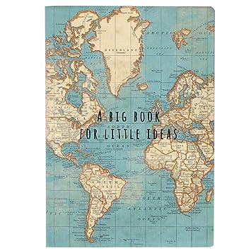Worksheet. Sass  Belle A Big Book For Little Ideas Vintage Map Pocket