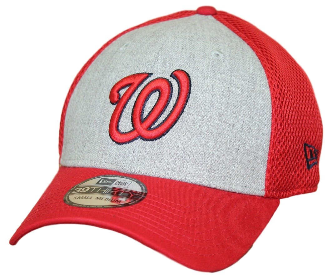 pretty nice d557b a06bf Amazon.com   Washington Nationals New Era MLB 39THIRTY