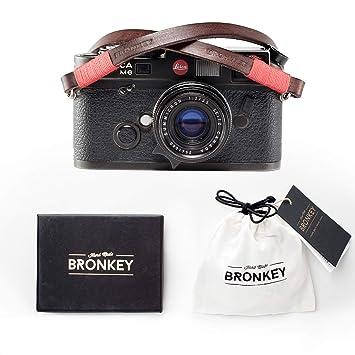 Bronkey Tokyo 102 (120 cm) -Correa para Cámara compacta: Amazon.es ...