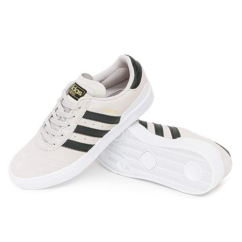 Zapatillas adidas Skateboarding Busenitz Vulc, Cristal White, Talla 11.5 us-46 EUR: Amazon.es: Zapatos y complementos