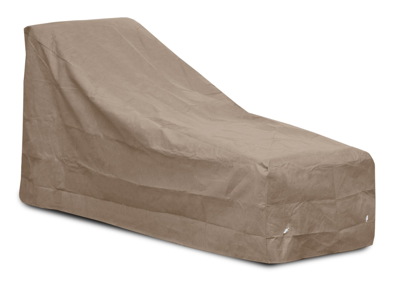 KoverRoos III 33250 Large Chaise Cover, 82 by 30 by 32-Inch, Taupe