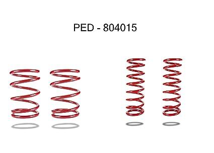 Amazon com: Pedders Suspension Low Spring Kit for Subaru