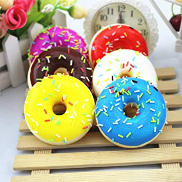 Cellphones & Telecommunications Efficient 1pc Bread With Chocolate Kids Girl Kawaii Novelty Toy Cute Charm Phone Straps Super Slow Rising Cake Kids Toys Gift Without Return