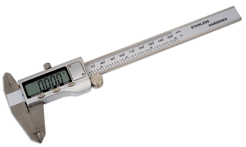Laser 4263 Digital Vernier Calliper 150 mm / 6 Inch Tool Connection (EU)