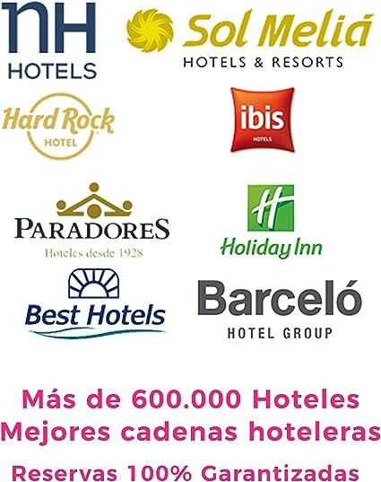 VALE DE DESCUENTO EN HOTELES. NH, RIU, BARCELÓ, PARADORES, SOL ...