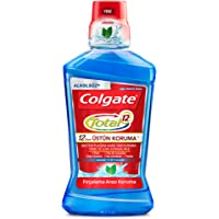 Colgate Total Nane Ferahlığı Alkolsüz Gargara 500 ml 1 Paket (1 x 500 ml)