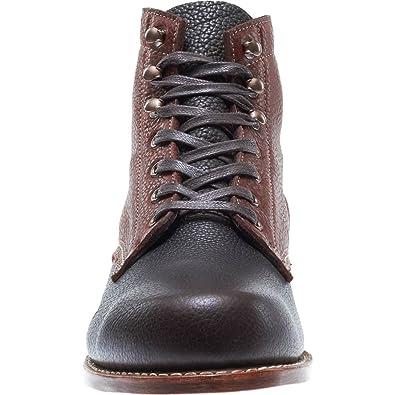 4005b0989bb Wolverine 1000 Mile Men's Original 1000 Mile Bison Leather, Rubber Fashion  Boots