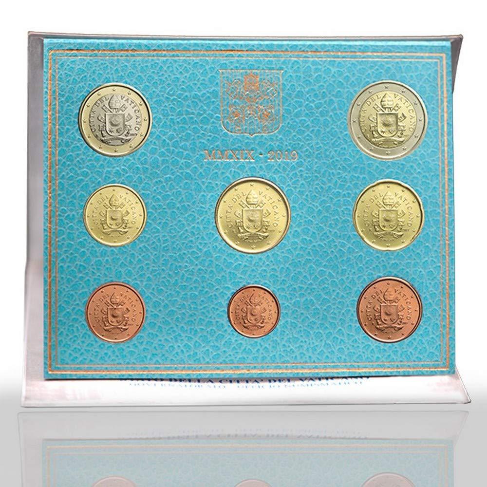 NumiSport€uro Vatikan 2019  Kursmünzensatz