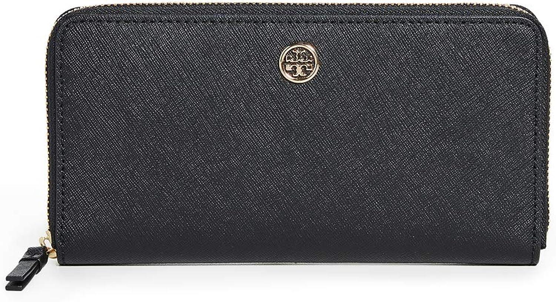 Tory Burch Women's Robinson Zip Continental Wallet