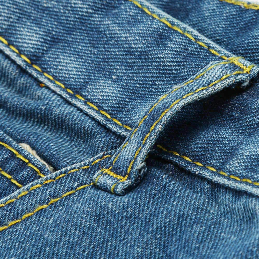 UOFOCO Jean Skirt for Womens Ladies Distressed Skirt High Waist Ripped Denim Bodycon Pencil