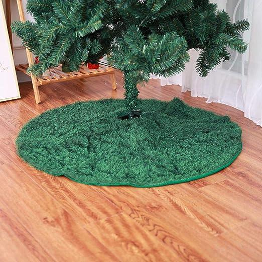 Yunt Falda del árbol de Navidad, decoración del árbol para Las ...