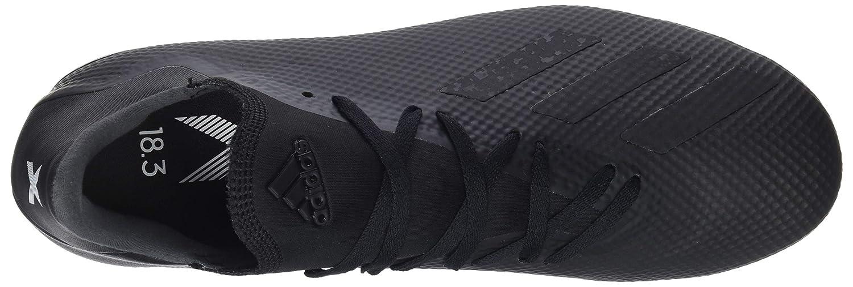 Adidas Adidas Adidas Herren X 18.3 Fg Fußballschuhe Blau Marine Gelb Fluo schwarz Eu  e70988