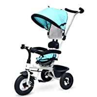 R for Rabbit Tiny Toes Sportz - The Stylish Plug and Play Baby Tricycle for Kids/Baby (Now with Rubber Wheels)