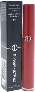 Giorgio Armani Lip Maestro Intense Velvet Color - 400 The Red, 6.5 ml