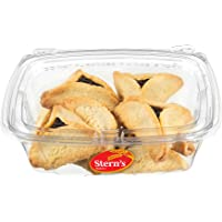 Purim Cookies | Hamentaschen Cookies | Jelly Top Cookies with Poppy Seed Filling | Shortbread Cookies | Dairy & Nut Free | Mishloach Manot | Purim Gifts Idea | 8 oz Stern's Bakery