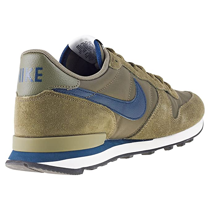 nike internationalist femme vert olive
