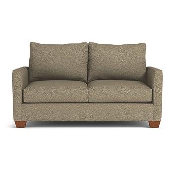 Awe Inspiring Amazon Com Apt2B Tuxedo Apartment Size Sofa Taupe 61 X Customarchery Wood Chair Design Ideas Customarcherynet