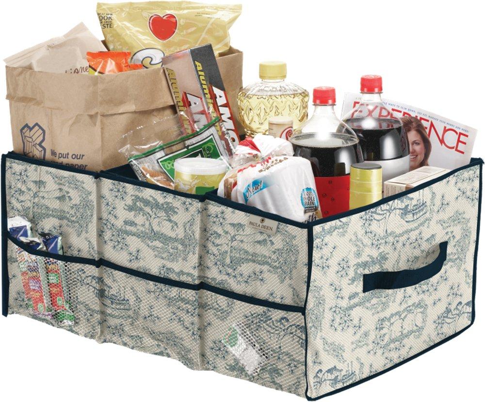 Paula Deen 20210 Jokari Everyday Grocery Tote & Car Trunk Organizer by Paula Deen (Image #2)