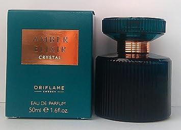 Amber Elixir Cristal Eau De Parfum Amazoncouk Beauty