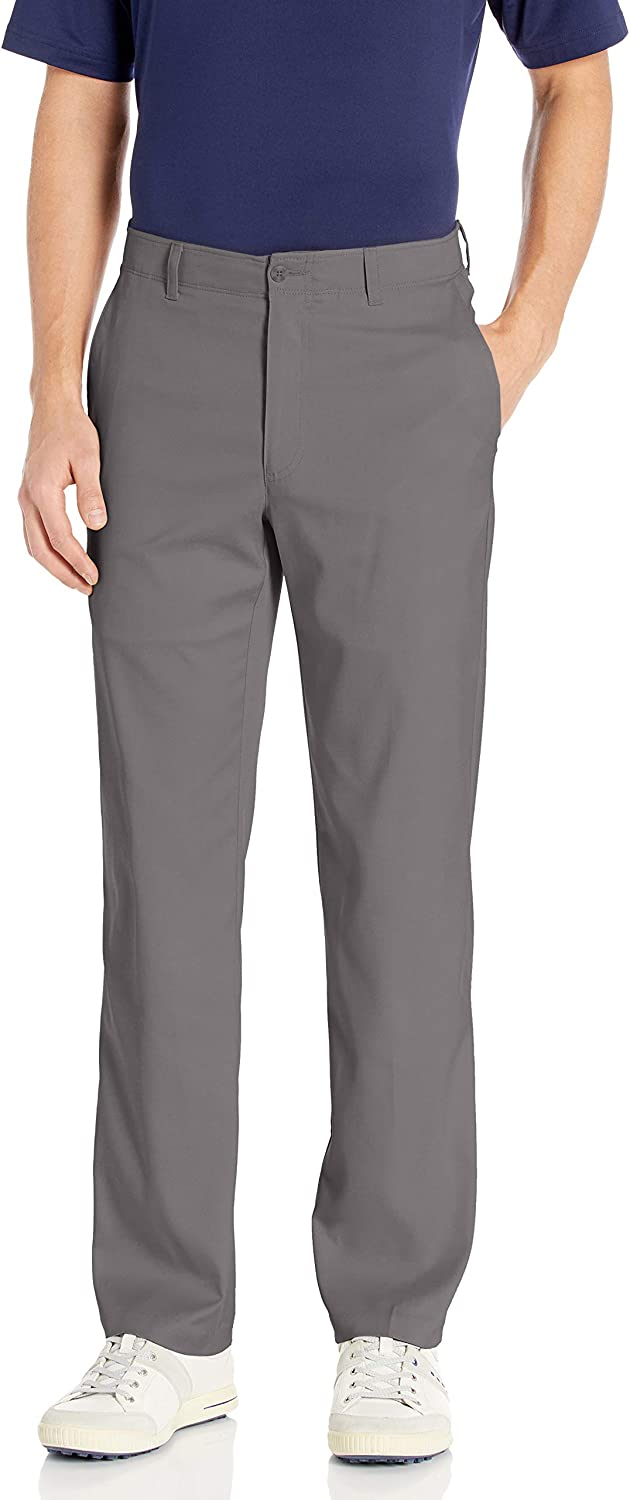 PGA Max 88% OFF Clearance SALE Limited time TOUR Men's Flat Front Golf Pant Waistband Active