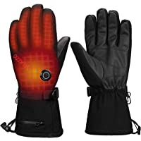 VELAZZIO Thermo1 Battery Heated Gloves with Intelligent Control (Black)