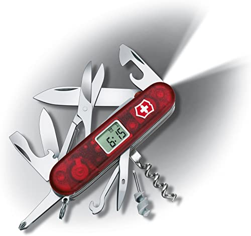 Victorinox Swiss Army Voyager Lite Multi-Tool Ruby