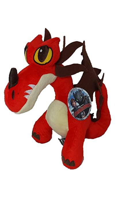 "10"" how to train your dragon soft toy monstrous nightmare"