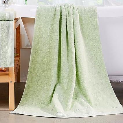 Terry toallas de algodón puro y una luz suave y absorbente verano) Adulto grandes toallas