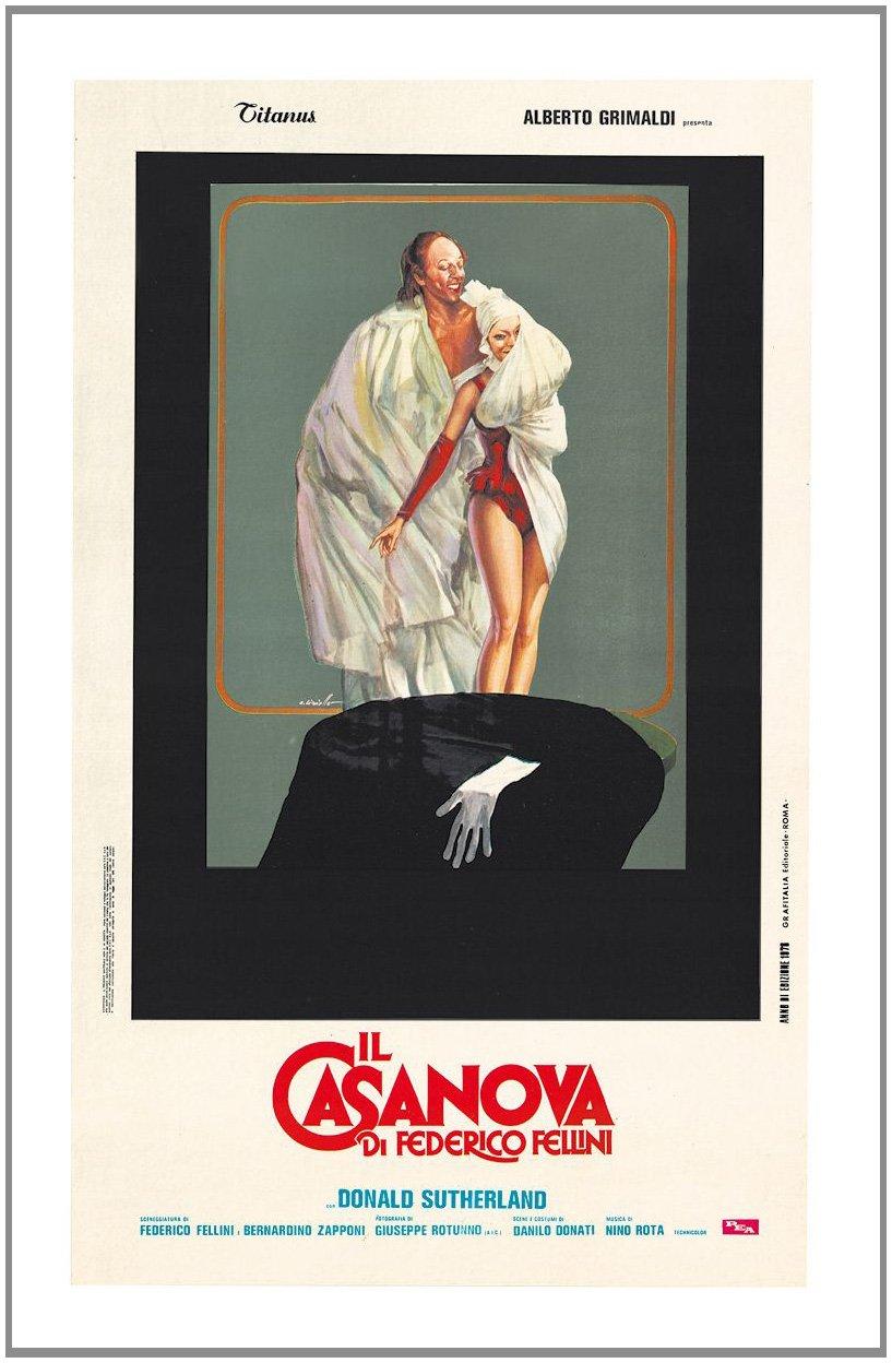 Nino Rota Il Casanova Di Federico Fellini Fellini S Casanova Original Soundtrack Amazon Com Music