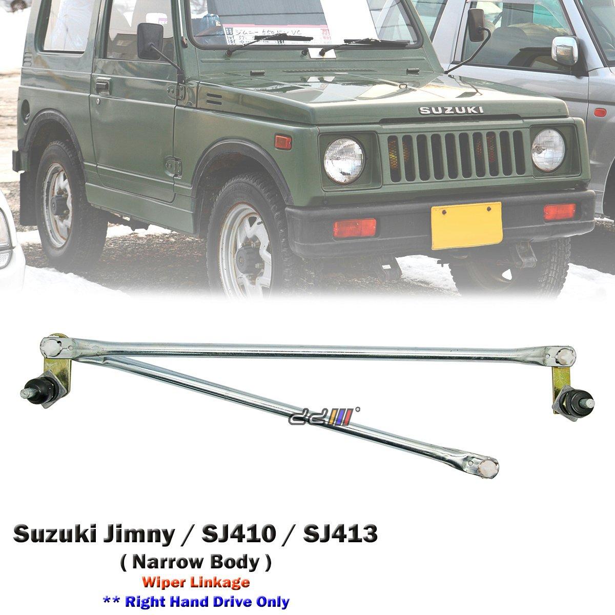 Amazon.com: Windshield Wiper Link For Suzuki Jimny Sierra SJ410 SJ413 Holden Drover Narrow: Automotive