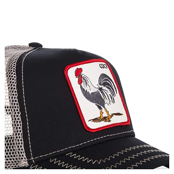 Goorin Bros. Mens Rooster Snapback Baseball Cap Hat Noir at Amazon Mens Clothing store: