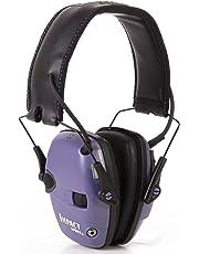 Howard Leight por Honeywell Impact Sport Orejeras de amplificación de sonido para tiro electrónico