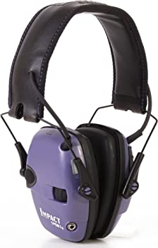 Honeywell Impact Sport Sound Amplification Shooting Earmuff