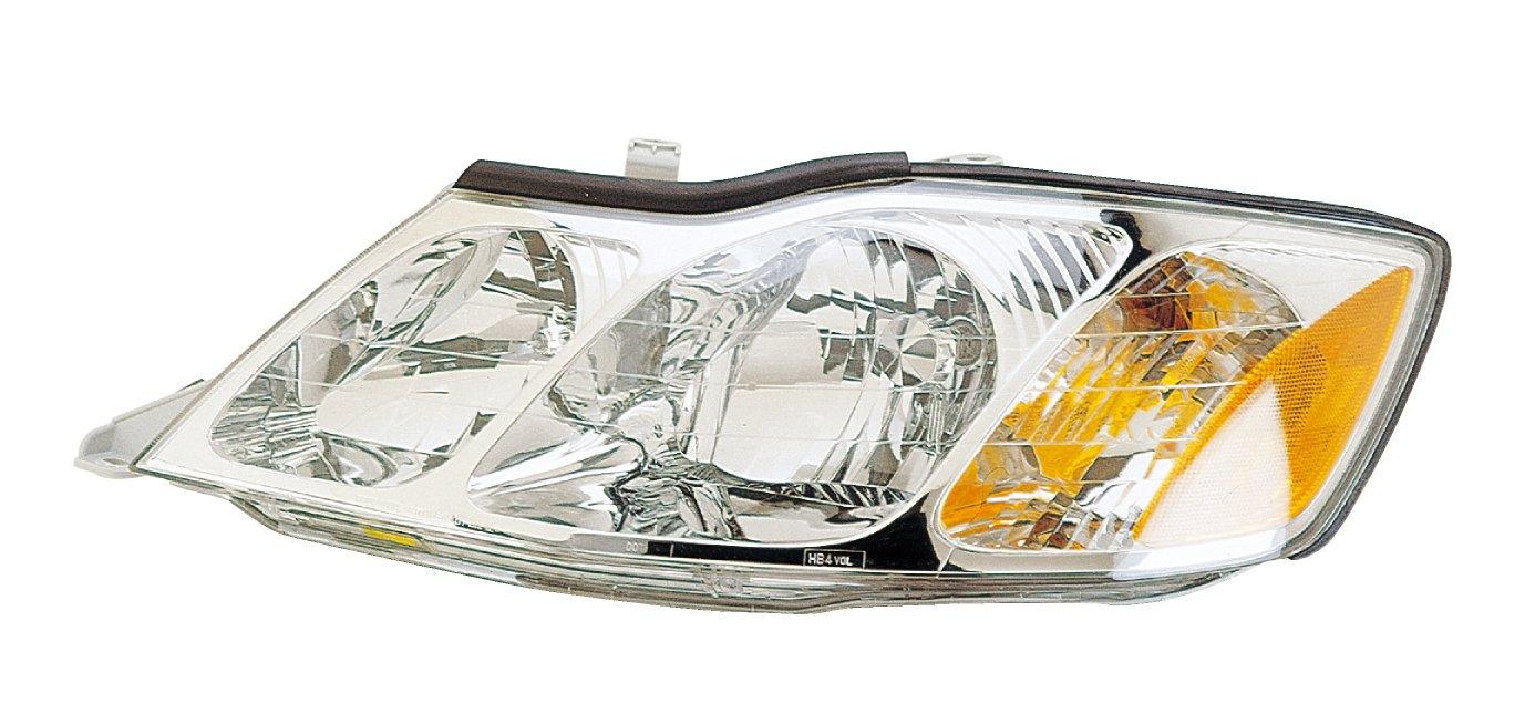 Eagle Eyes TY579-B000R Toyota Passenger Side Rark//Clearance Lamp TO2521151V