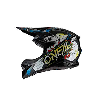 O'Neal 3 Series Unisex-Adult Off-Road Helmet (White, XS): Automotive