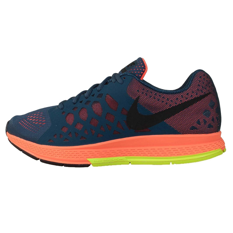 on sale 53224 3df63 Men s Nike Zoom Pegasus 31 Running Shoe Space Blue Hyper Crimson Volt Black  Size 9.5 M US  Amazon.ca  Shoes   Handbags