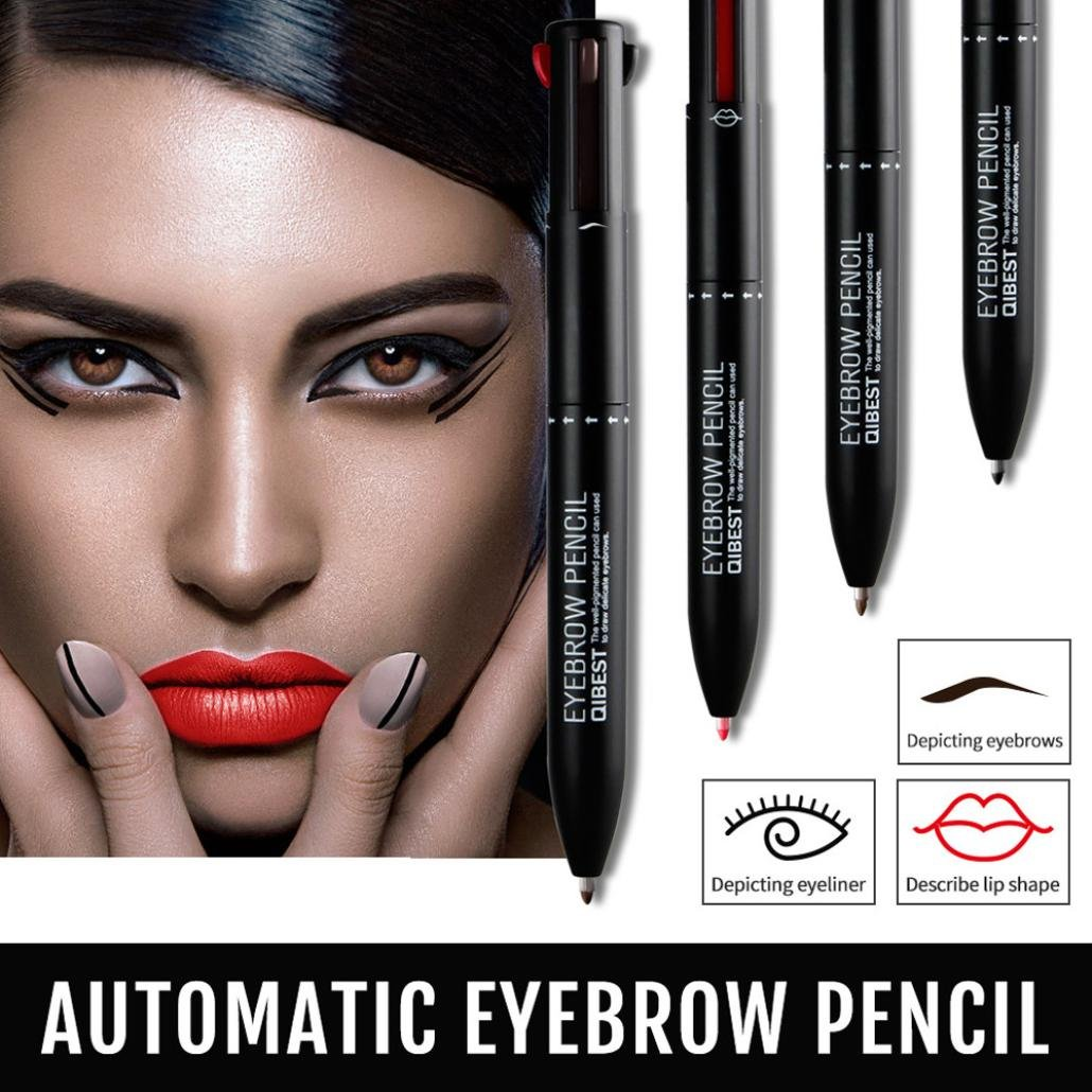 Amazon Ecosin 4 In 1 Waterproof Lip Liner Pencil Long Lasting