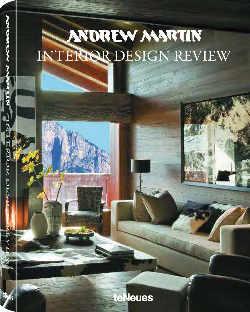 Interior Design Review: Volume 15: Andrew Martin: 9783832795979:  Amazon.com: Books