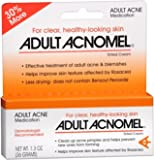 Adult Acne Acnomel Tinted Cream - 1.3 oz, Pack of 2