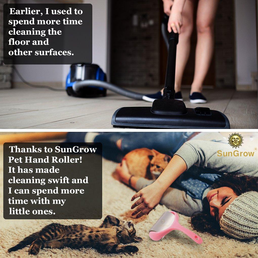 Amazon.com: Rodillo para mascotas con 60 hojas súper ...