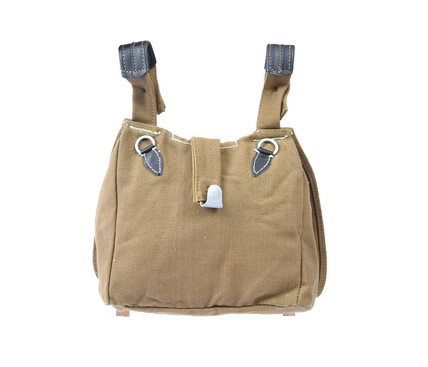 World War Replica German WWII M31 Bread Bag with Carry Strap